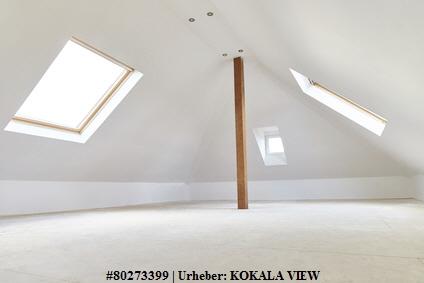 Dachboden ausbauen fuboden beautiful ausbau der obersten betondecke in einfachen schritten with - Innenwand dammen mit steinwolle ...