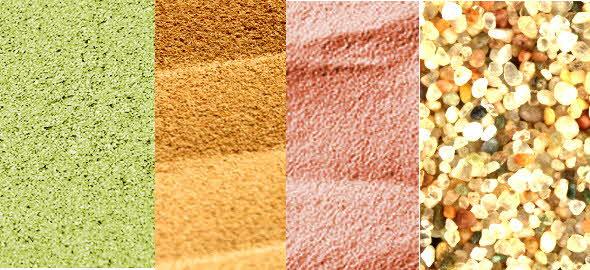 Sand für den Sandkasten