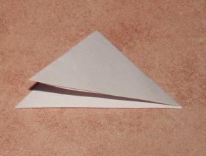 schneegl ckchen basteln anleitung falten papier. Black Bedroom Furniture Sets. Home Design Ideas