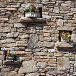 Preis Natursteinmauer: Kosten pro m²