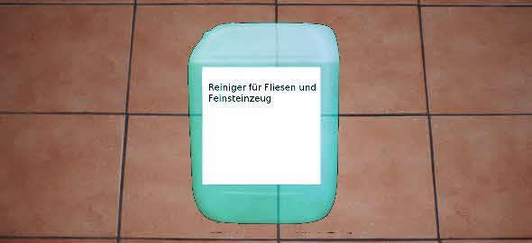 Häufig Feinsteinzeug Fliesen richtig reinigen - Frag-den-heimwerker.com LJ38