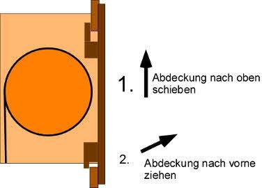 Häufig Rolladenkasten öffnen: Anleitung und Tipps für Heimwerker EB55