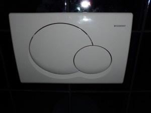 WC Dichtung wechseln bei einem Einbauspülkasten