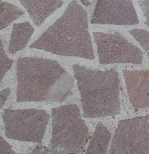 porphyr verlegen anleitung preis sand kiesbett