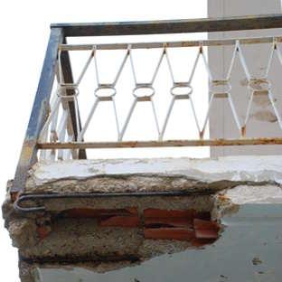 Die Kosten für eine Balkonsanierung kalkulieren: