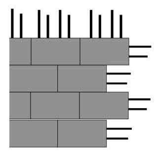 Schalungssteine Beton setzen: Anleitung
