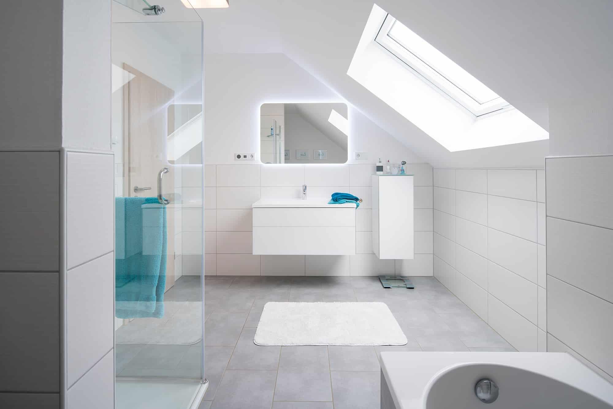 Die richtigen Fliesen für Ihr Badezimmer   Frag den heimwerker.com