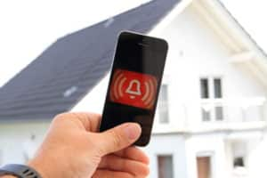 Funk-Alarmanlagen - Rundumschutz für das Haus