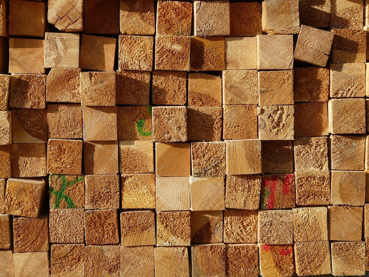 Holzbalken Preise