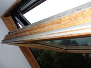 Dachfenster Dichtung erneuern