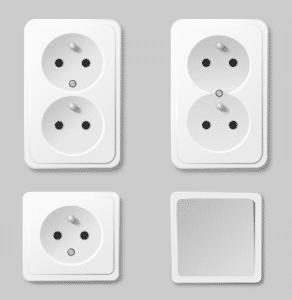 Schalter und Steckdosen richtig installieren und warten