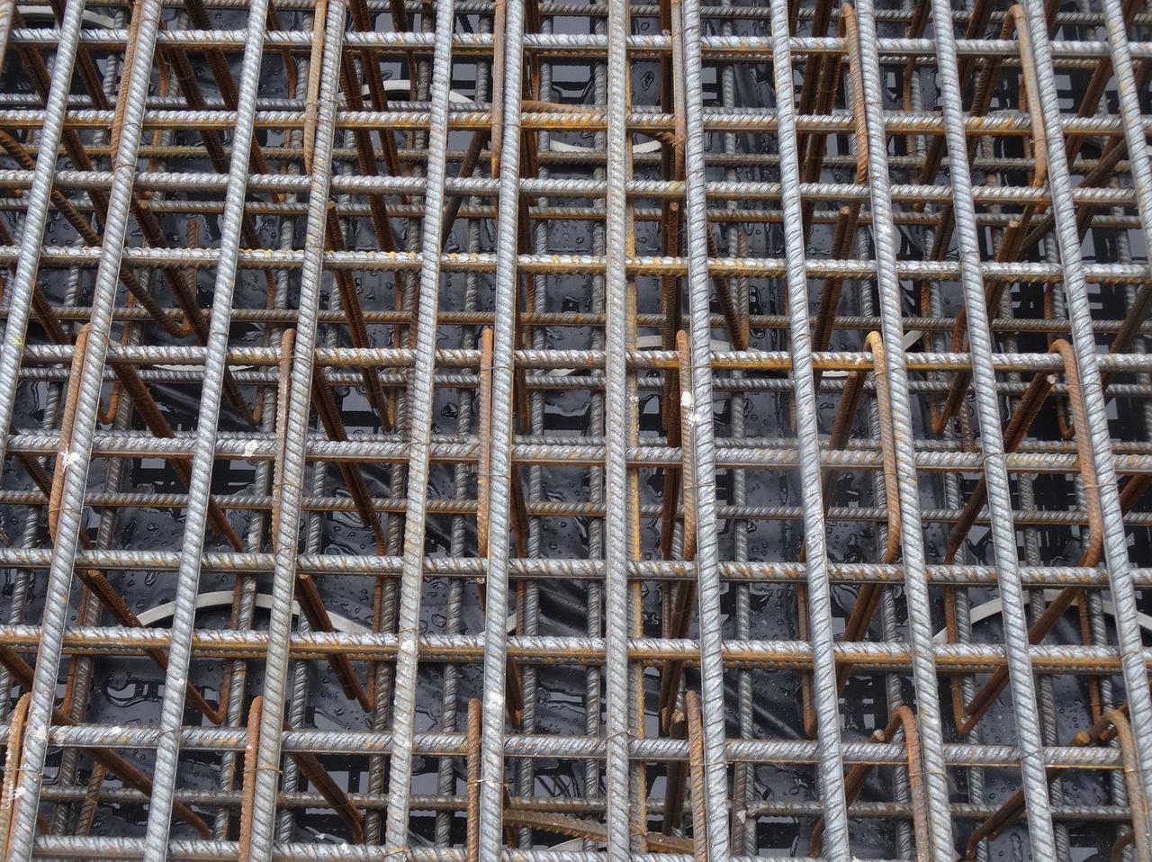 Gabionen aus Baustahlmatten bauen