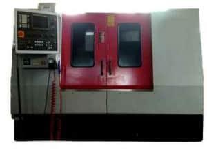 CNC – Fräsmaschinen