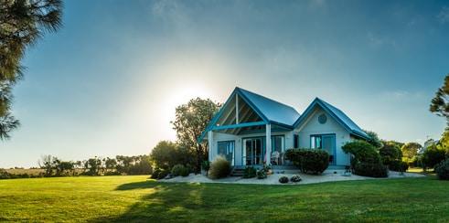 Mit wenig Mitteln das Erscheinungsbild eines Hauses auf Vordermann bringen