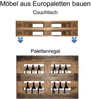 Anleitung: Möbel aus Europaletten bauen