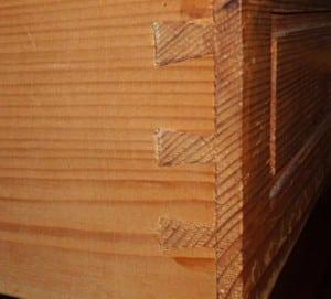Selber bauen mit Holz: Zinken und Schwalben