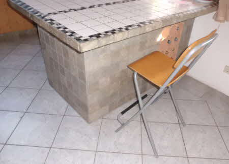 Eine Theke für die Küche selber bauen