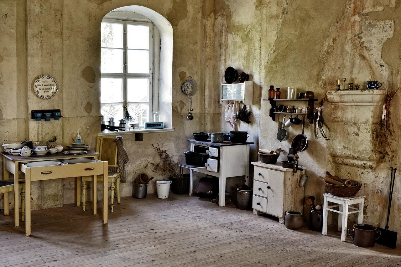 Die alte Küche optisch aufwerten – 15 Tipps für die