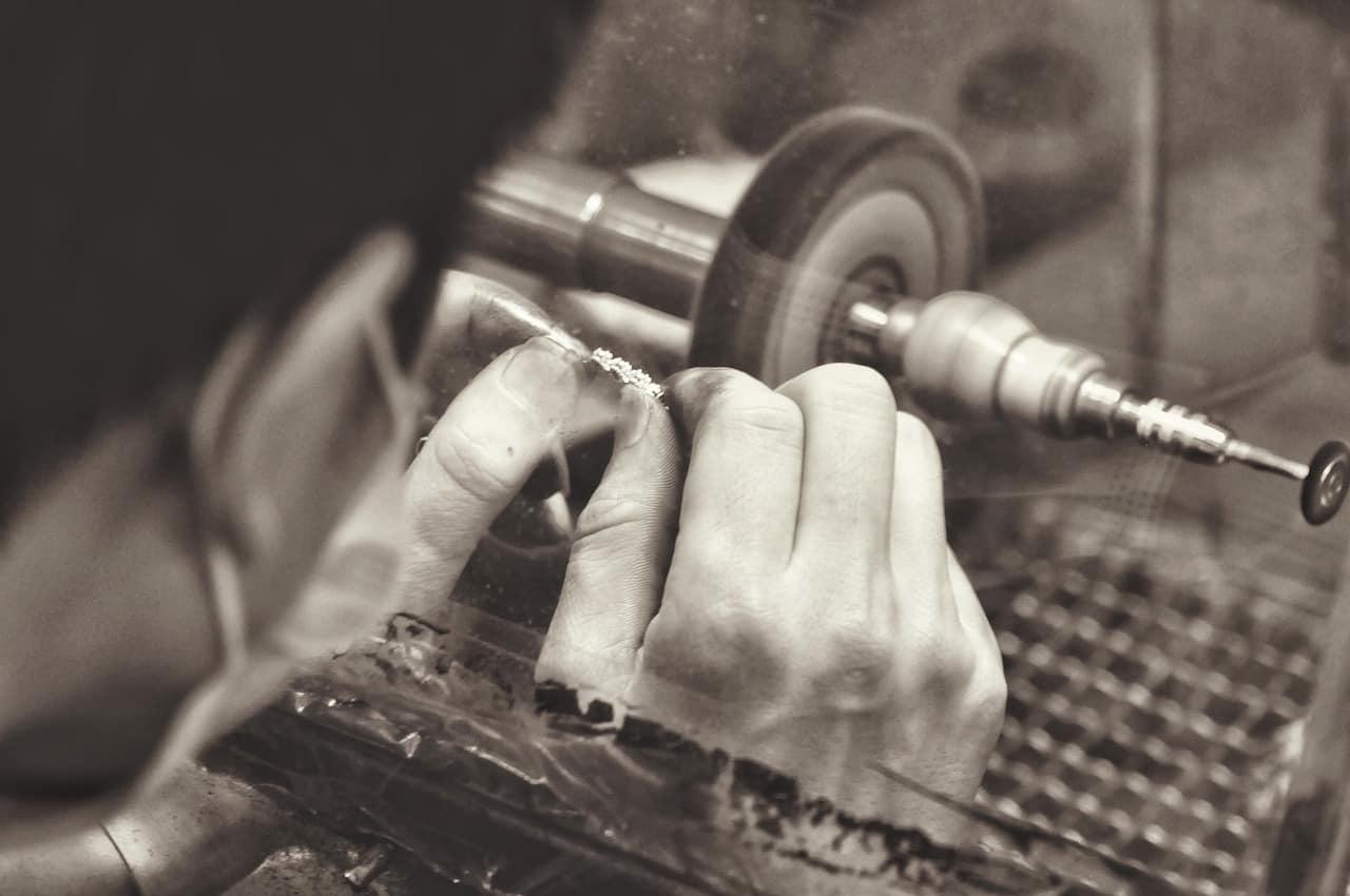 Poliermaschinen